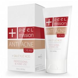 Peel Mission Anti Acne Cream krem przeciwtrądzikowy 50ml