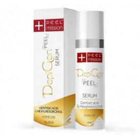 Peel Mission DepiGen Peel Serum skoncentrowane serum gel na przebarwienia 30ml